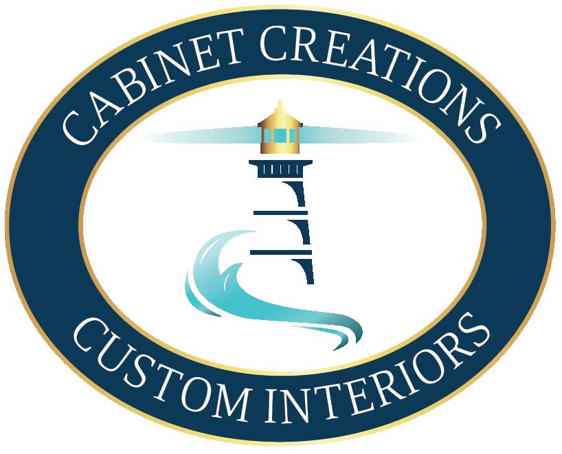 Cabinet Creations & Custom Interiors Logo